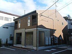 JR奥羽本線 北山形駅 徒歩23分の賃貸アパート