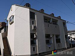 マキシム中央町[201号室]の外観
