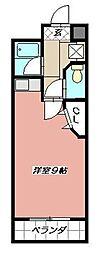 ステップビル[305号室]の間取り
