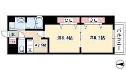 中村公園駅 7.4万円