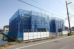 滋賀県長浜市新栄町の賃貸アパートの外観