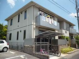 ソフィアA棟[2階]の外観