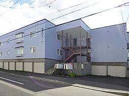 港丘ハウス[102号室]の外観