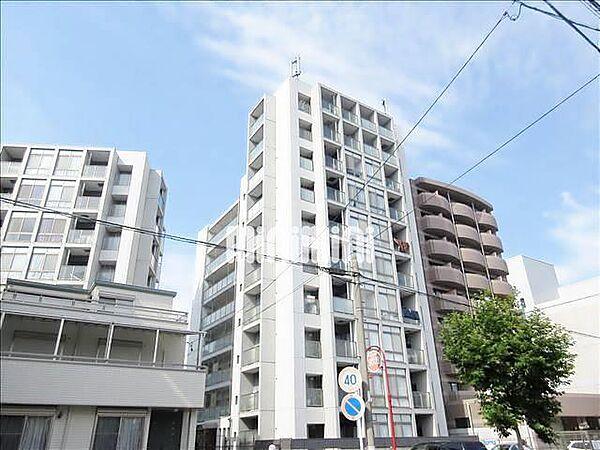 リエス鶴舞EAST TOWER[6階]の外観