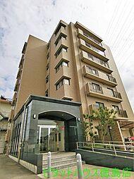 徳島県徳島市北田宮3丁目の賃貸マンションの外観