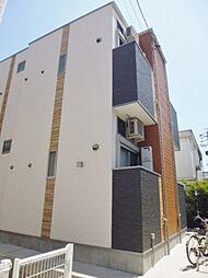 愛知県名古屋市瑞穂区石田町1丁目の賃貸アパートの外観