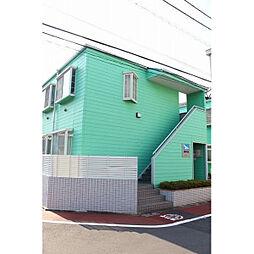 ミント大谷田B[0106号室]の外観