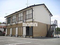 東名ハイツA棟[2階]の外観