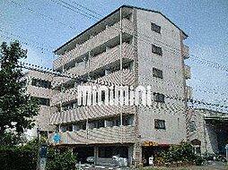 愛知県名古屋市港区当知2の賃貸マンションの外観