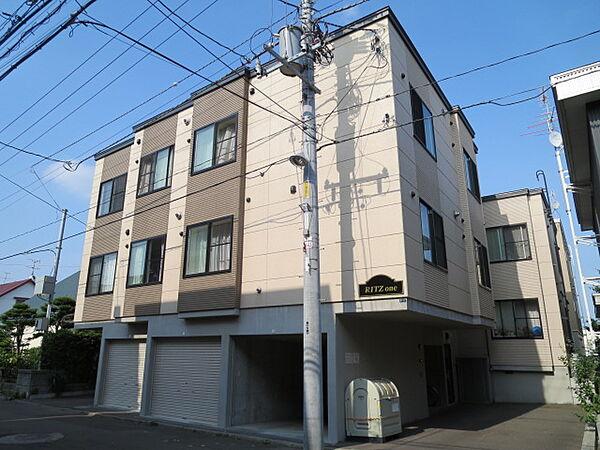 RITZ one 2階の賃貸【北海道 / 札幌市北区】