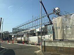 仮称)D−room神大寺4丁目A[2階]の外観