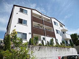 ミニヨンコート[2階]の外観