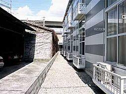 兵庫県姫路市南畝町1丁目の賃貸アパートの外観