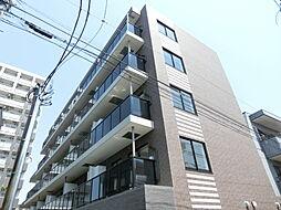 東京都練馬区北町5丁目の賃貸マンションの外観