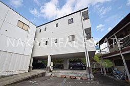 徳島県徳島市上助任町大坪の賃貸マンションの外観