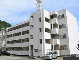 大里東マンション[303号室]の外観