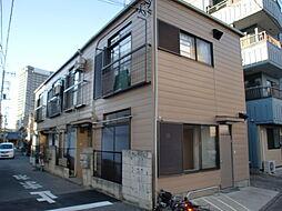 栄荘[201号室]の外観
