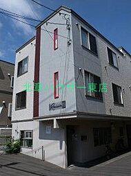 レユシール N12壱番館[2階]の外観