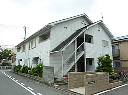 京口アパート[1階]の外観