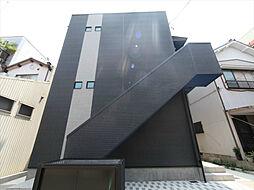 愛知県名古屋市中川区石場町1丁目の賃貸アパートの外観