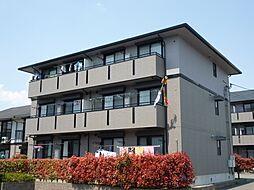 ハイカムール国分II[2階]の外観