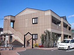 愛知県一宮市丹陽町九日市場字堂尻丁目の賃貸アパートの外観