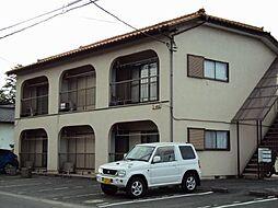 コーポ町田[203号室]の外観