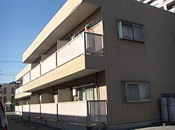 コーポリジェールA[2階]の外観