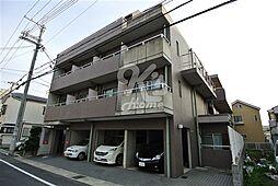 兵庫県神戸市須磨区大田町6丁目の賃貸マンションの外観