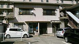 広島県呉市広多賀谷1丁目の賃貸アパートの外観