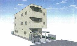 仮)和歌山市五番丁ヘーベルメゾン[2階]の外観