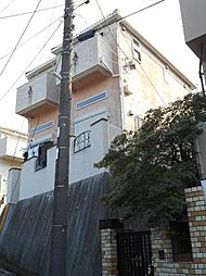 Loftia参番館[2階]の外観