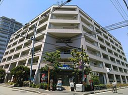 大阪府大阪市西淀川区御幣島3丁目の賃貸マンションの外観