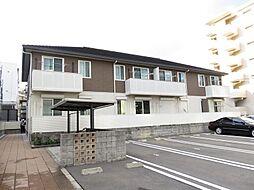 シャーメゾン鈴蘭[1階]の外観