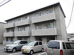 千葉県柏市宿連寺の賃貸マンションの外観