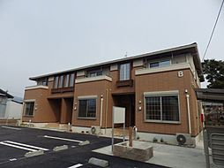 三重県四日市市山分町の賃貸アパートの外観