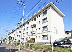 神奈川県横浜市南区別所中里台の賃貸マンションの外観
