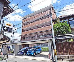 京都府京都市上京区山名町の賃貸マンションの外観