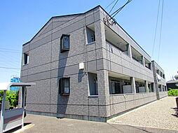 ウッドヴィレッジIII[1階]の外観