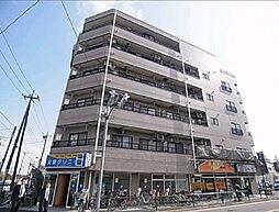 東京都足立区西保木間2丁目の賃貸マンションの外観