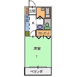 グランステージ[3階]の間取り