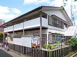 井澤荘[202号室]の外観