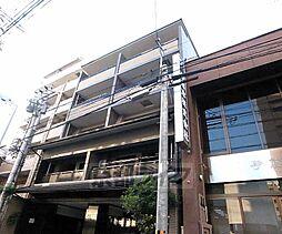 京都府京都市下京区室町通万寿寺上る元両替町の賃貸マンションの外観