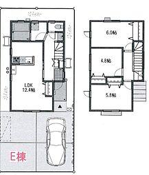 [一戸建] 青森県八戸市青葉2丁目 の賃貸【/】の間取り