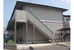京都府京都市上京区東今小路町の賃貸アパートの外観