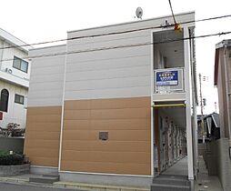 大阪府大阪市西淀川区大和田6の賃貸アパートの外観