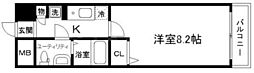 アーデン新大阪[10階]の間取り