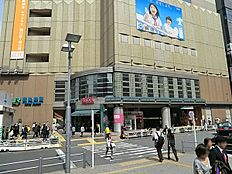 JR山手線 恵比寿駅まで720m