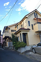 コーポ島田[101号室]の外観