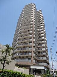 東京都北区赤羽西1丁目の賃貸マンションの外観